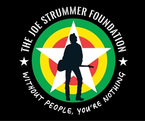 Add banners to your website / blog and support The Joe Strummer Foundation website - click here