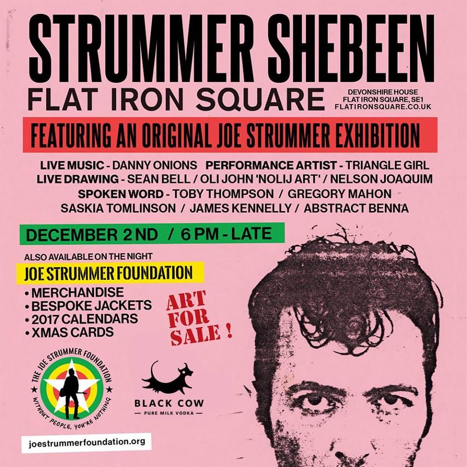 Strummer Shebeen II