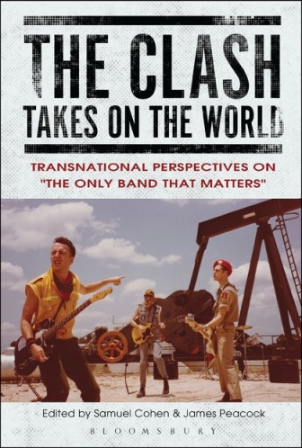 The Clash Takes on the World - Joe Strummer Foundation