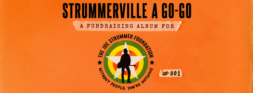 Strummerville A Go-Go - The Joe Strummer Foundation
