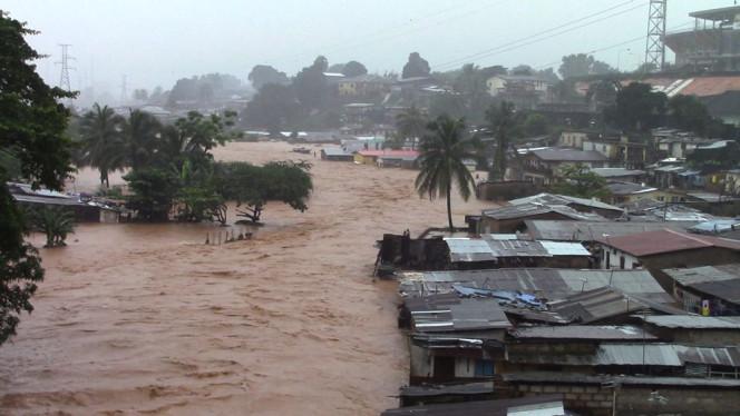 Sierra Leone Flooding Appeal - The Joe Strummer Foundation