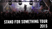 Stand For Something Tour 2015 - Dr. Martens & The Joe Strummer Foundation