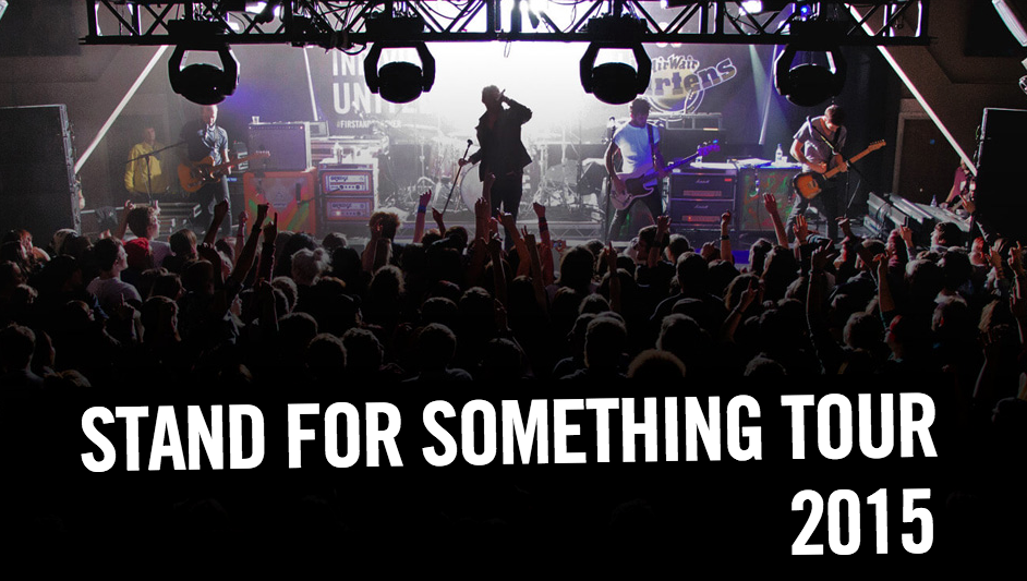 Stand For Something Tour 2015 - Dr. Martens & The Joe Strummer Foundation