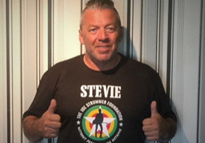 Stevie Scott - Running In Aid of The Joe Strummer Foundation 3
