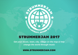 StrummerJam 2017 - Joe Strummer Foundation