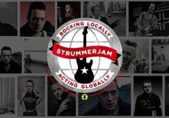 StrummerJam 2018 - Joe Strummer Foundation - Charity Concerts