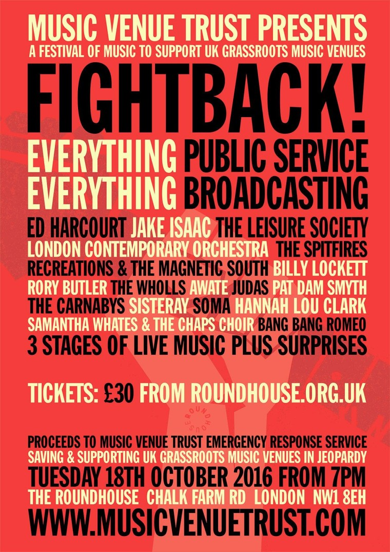 FIGHTBACK - The Joe Strummer Foundation