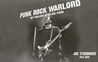 Joe Strummer - Punk Rock Warlord