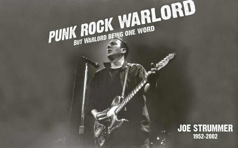 Joe Strummer - Punk Rock Warlord