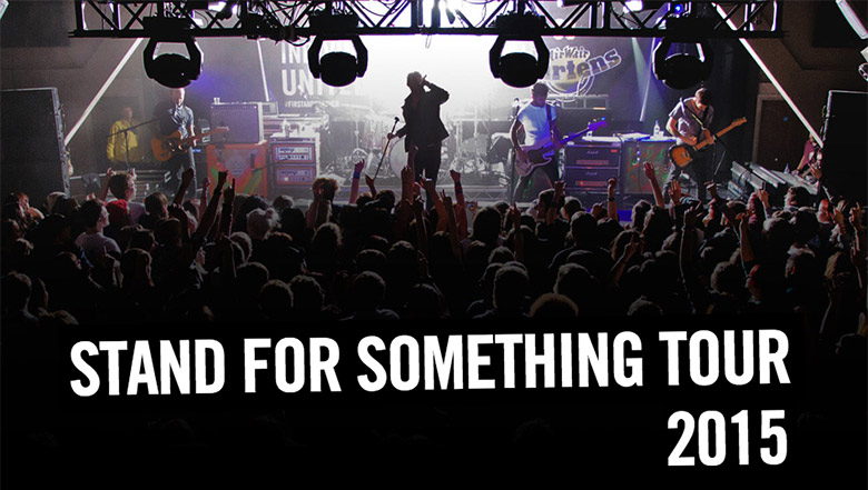 Stand For Something 2015 - The Joe Strummer Foundation & Dr Martens