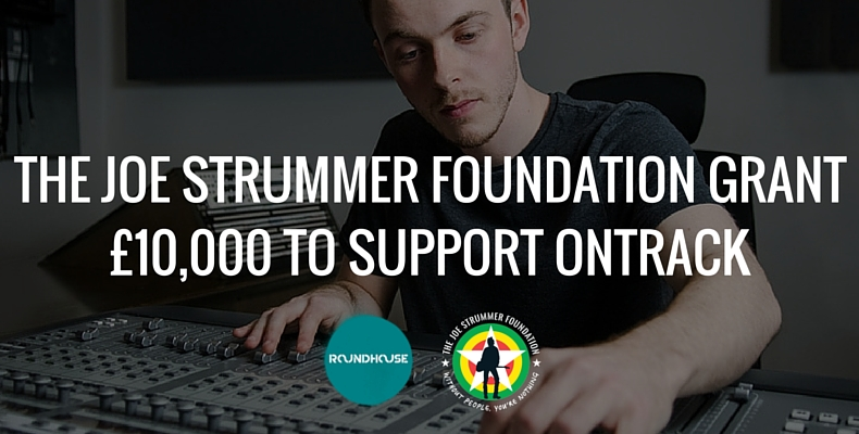 The Joe Strummer Foundation - OnTrack - The Roundhouse