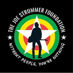 Visit The Joe Strummer Foundation website - click here