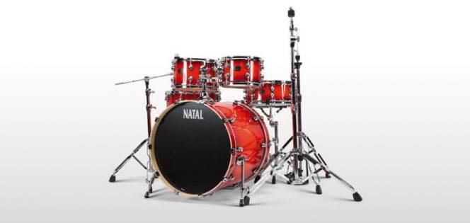 Marshall Amps - Natal Arcadia Drum Kits - Joe Strummer Foundation