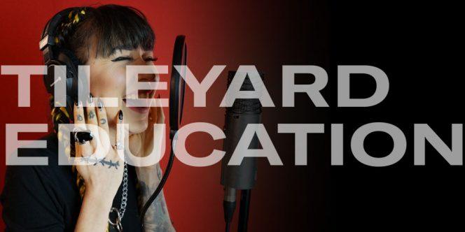Tileyard Education - Joe Strummer Foundation