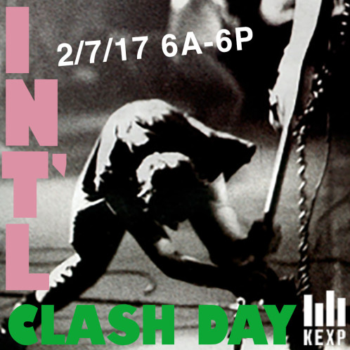 International Clash Day 2017 - The Joe Strummer Foundation