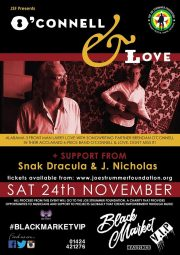 Joe Strummer Foundation Presents O'Connell & Love
