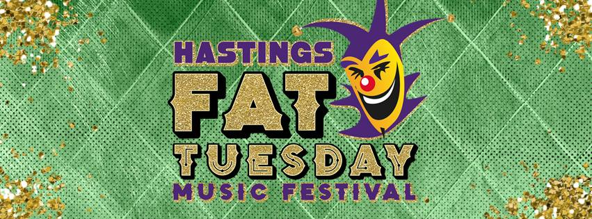 Hastings Fat Tuesday 2018 - Joe Strummer Foundation