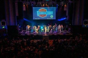 AmericanaFest UK raises funds for the Joe Strummer Foundation