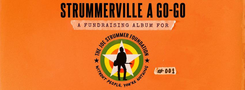 Strummerville A Go-Go - The Joe Strummer Foundation