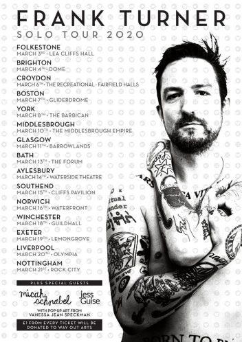 Frank Tour Poster