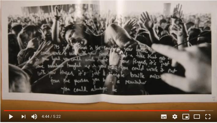 Frank Turner - Wayout Arts Raffle - Joe Strummer Foundation