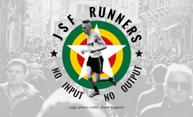 JSF Runners by Joe Strummer Foundation Featured Post