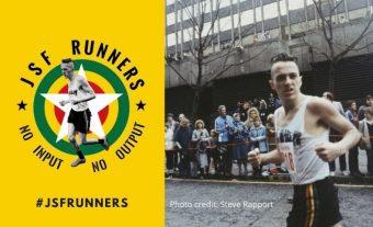 JSF Runners by The Joe Strummer Foundation