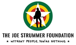 Joe Strummer Foundation - without people, you're nothing - logo