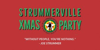Strummervile Xmas Party!