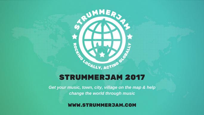 StrummerJam 2017 - Joe Strummer Foundation
