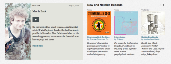 Strummerville A Go-Go Featured On Front Page of Bandcamp