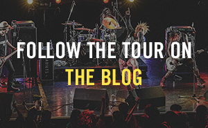 Stand For Something Tour Blog