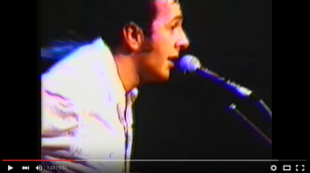 Joe Strummer – Straight to Hell – Never Before Seen – London 1988