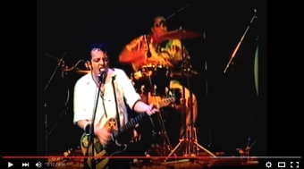 Joe Strummer (never seen before footage) & The Latino Rockabilly War