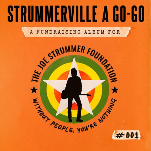 Strummerville A Go-Go #001 - The Joe Strummer Foundation