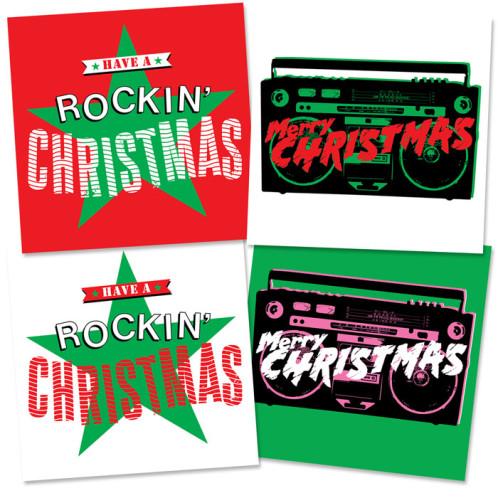 Joe Strummer Foundation - Christmas Cards 2016