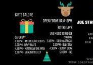 Christmas Showcase Camden Market - Joe Strummer Foundation