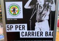 Dr. Martens Joe Strummer Foundation Bag Levy