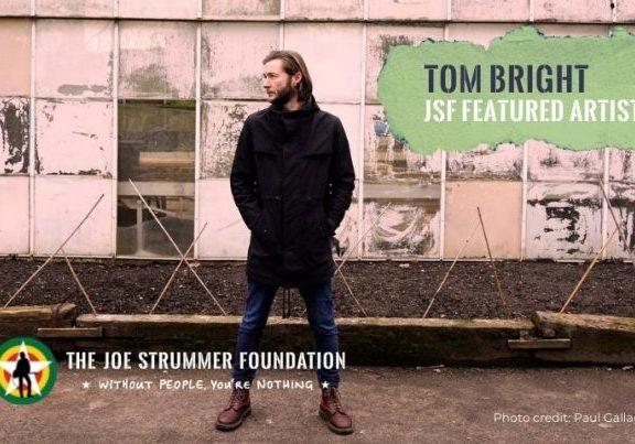 Tom Bright - JSF Featured Artist June