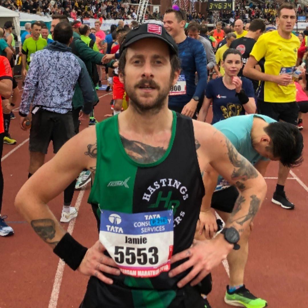 Jamie Webb - JSF Runners