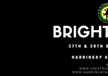 Bright Fest 2019 for Joe Strummer Foundation