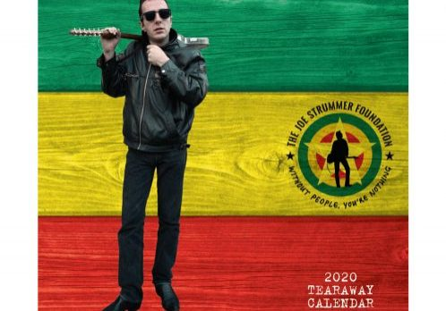 Joe Strummer 2020 Calendar - Joe Strummer Foundation