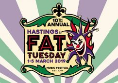 Fat Tuesday - Joe Strummer Foundation