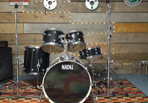 Soundhouse Project - Marshall Amps - Natal Drums - Joe Strummer