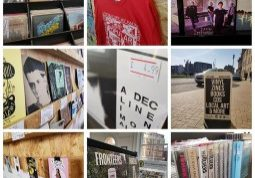 TypeSlowly - Warren Records - Joe Strummer Foundation