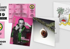 Joe Strummer Foundation Christmas Cards & 2019 Wall Planner Poster