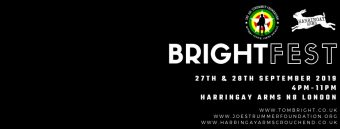 Bright Fest 2019: Fundraiser For Joe Strummer Foundation – North London Weekender!