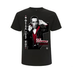 Joe Strummer Merch - Empoerment Through Music