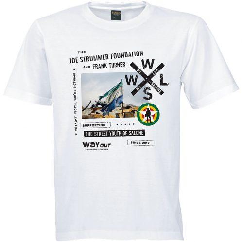 JSF X FRANK TURNER TSHIRT