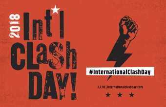 International Clash Day 2018